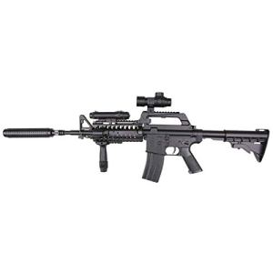 Airsoft Fusil Ressort M4 S-System w/Accessoires 0.5 Joule MR799