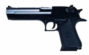 Desert Eagle Pistolet 50AE bax noir E=0,3 J. Maxi