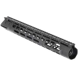 Airsoft Spare Parts APS per Phantom 15″ inches 5.0 M-Lok Handguard Rail System Système de Garde-Mains for pour APS CYMA G&P JG Tokyo Marui M4 M16 Series AEG