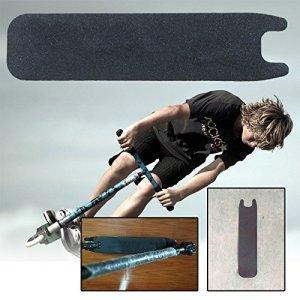 Forfar De plein air Papier sable autocollant pour planche à roulettes 5 « » PC Planche à roulettes de patin pour papier