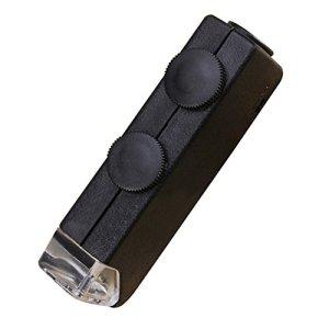 Nouvelle amplificateur à grande amplification 60-100 fois Zoom Light Microscope à poche