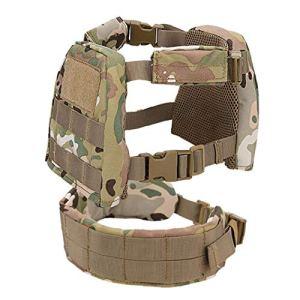 Gilet Sport D'extérieur pour Enfants Set Équipement Extérieur Fan Militaire Gilet pour Enfants Taille Seal-s 1 CP Piece