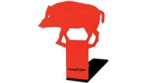Champion pop-up Hog 22en métal de tir Cible