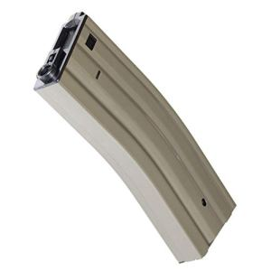Airsoft Spare Parts Army 450rd Mag Hi-Cap Magazine for pour R85A1 M4 / M16 Series AEG Dark Earth Terre Sombre