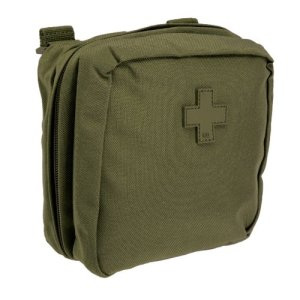 5.11 Tactical 6 x 6 Medical Pouch OD Green