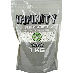 Valken Billes Airsoft Infinity Bio 0.25 g. Blanches 1 kg