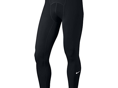 Nike – Pro Cool – Collant – Homme – Noir/Blanc – Taille: S