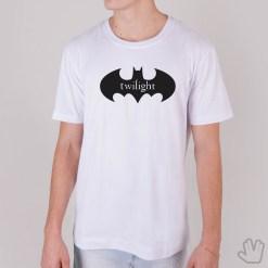 Camiseta Batman Twilight - Loja Nerd