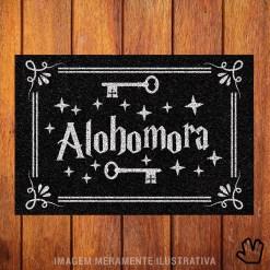 Capacho Harry Potter Alohomora