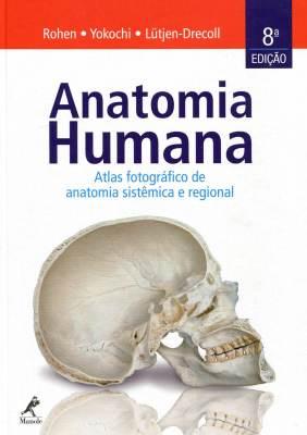 Anatomia Humana – Yokochi, Rohen e Lütjen-Drecoll