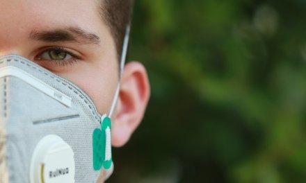 Máscara com teste integrado pode diagnosticar a covid-19