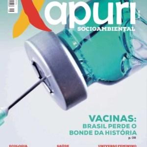 Assinatura Solidária - Revista Xapuri - 24 edições
