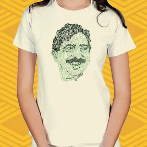 Camiseta Chico Mendes Baby Look