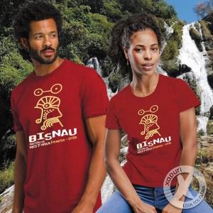 Camiseta Bisnau