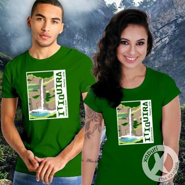 Camiseta Itiquira