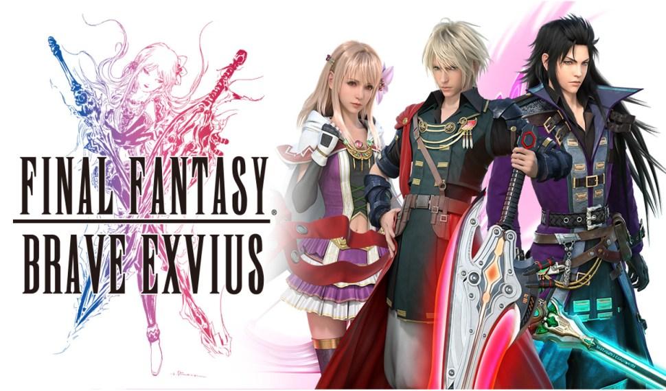 Fullmetal Alchemist llega a Final Fantasy Brave Exvius.