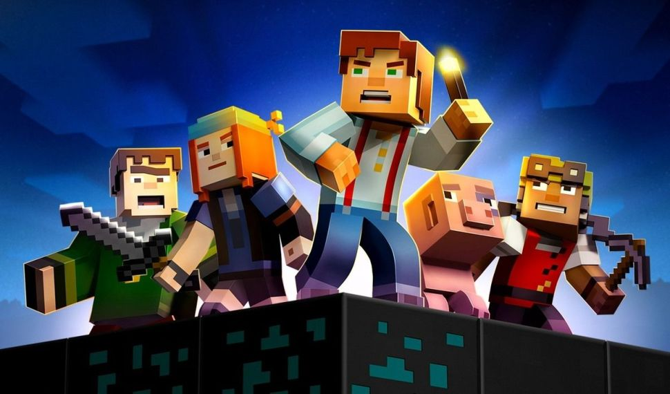 Minecraft Story Mode 2 llega a Switch