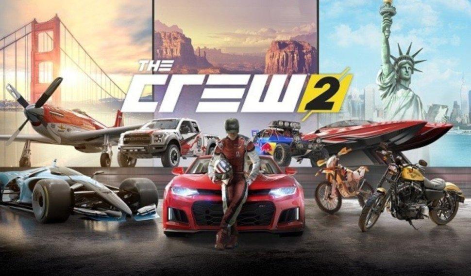 The Crew 2 cumple 1 año y este es el tráiler de su nuevo contenido