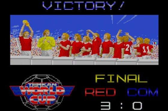 Los mejores videojuegos de los Mundiales de Fútbol – MÉXICO'86
