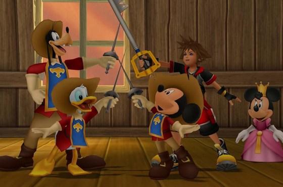 Square Enix anuncia el recopilatorio KINGDOM HEARTS –The Story So Far para PS4