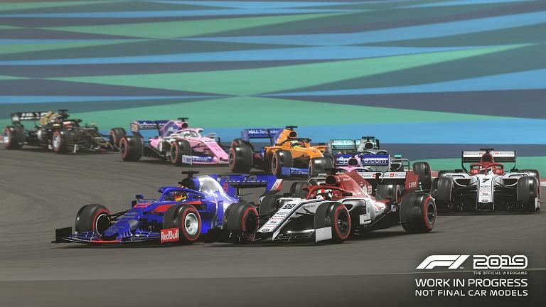 Disponible la Anniversary Edition de F1 2019