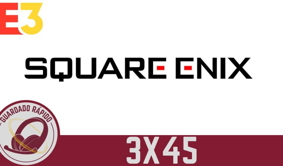 GR (3X45) ESPECIAL E3 2019: Conferencia Square Enix: FFVII Remake, The Avengers, FFVIII Remaster, Oninaki, Outriders…