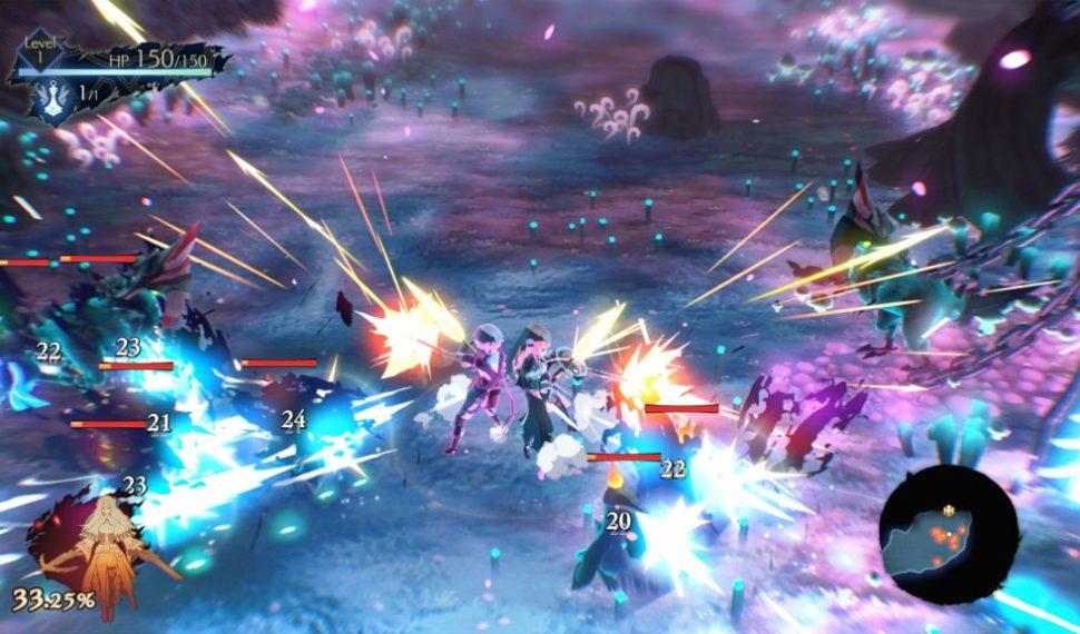 Un vistazo al sistema de combate de Oninaki | Vídeo