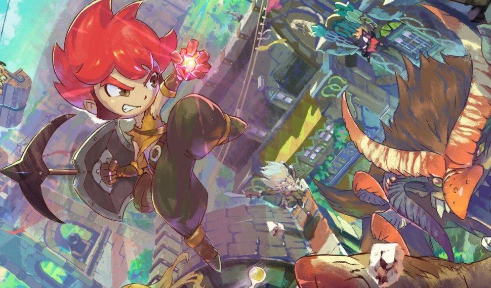 Little Town Hero: Big Idea Edition llegará en primavera 2020 a Nintendo Switch