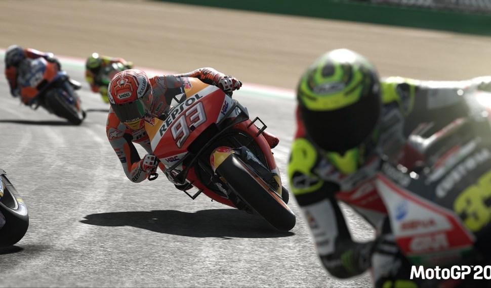 MotoGP 20 – Tráiler Modo de Carrera de Manager