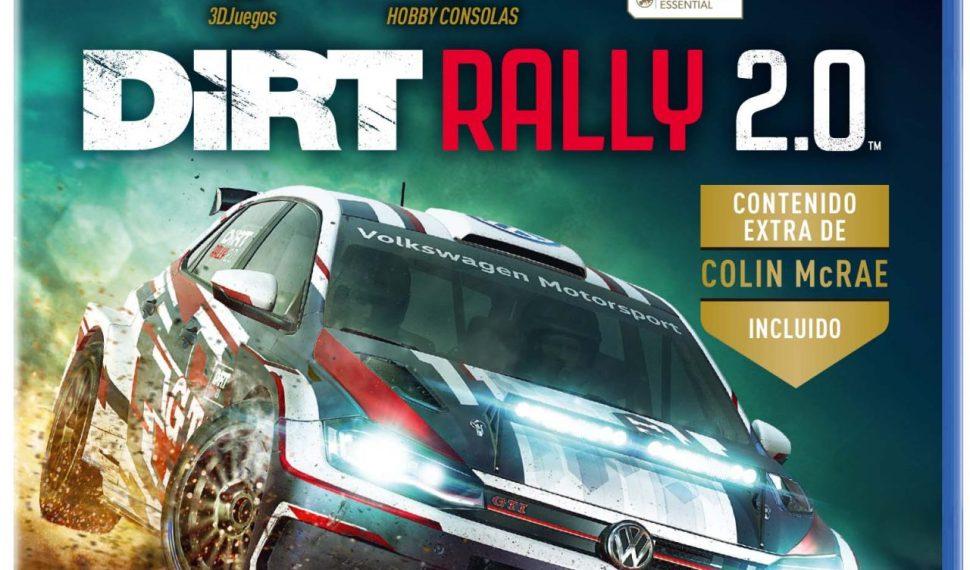 Anunciado DiRT Rally 2.0 Edición Juego del Año para PS4, Xbox One y PC.