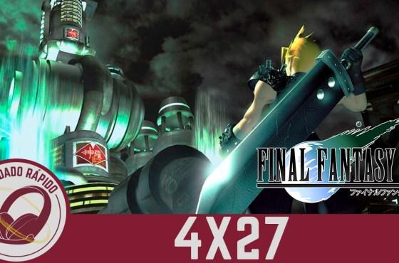 GR (4×27) Especial Final Fantasy VII