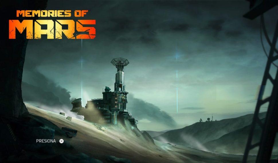 Memories Of Mars – Análisis Playstation 4
