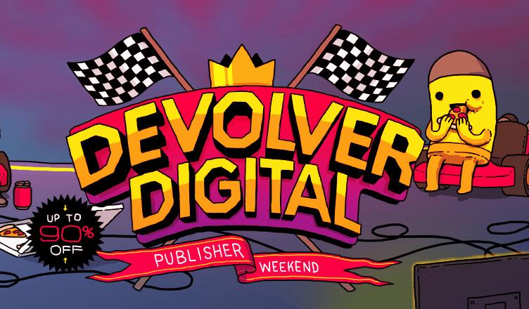 Devolver Digital llena de descuentos Steam y comienzan su propio podcast
