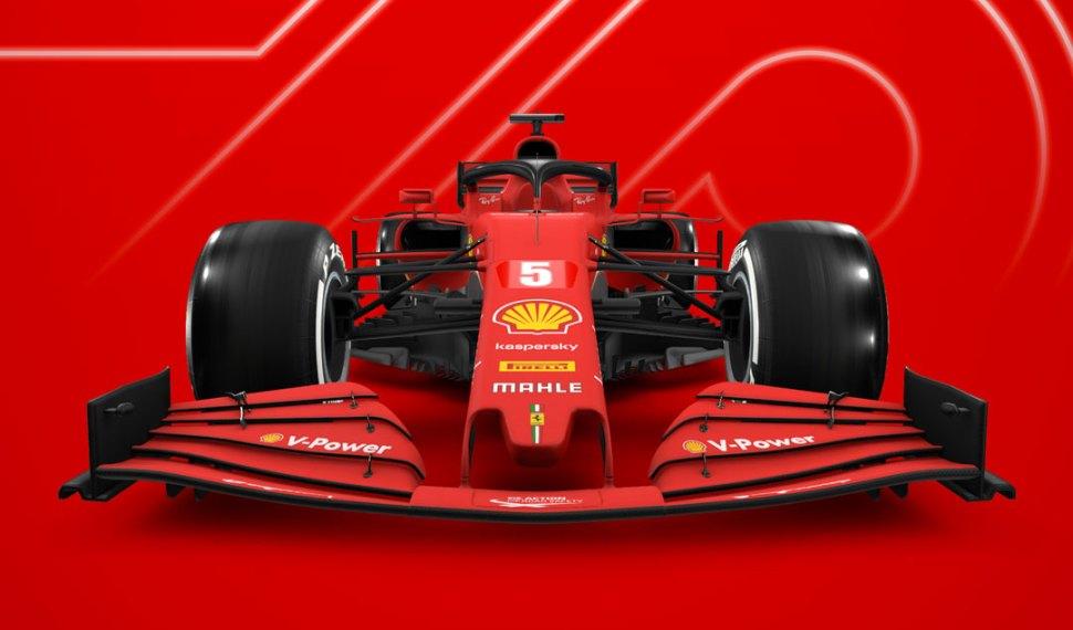 Codemasters anuncia F1 2020 para PS4, Xbox One, PC y Google Stadia.