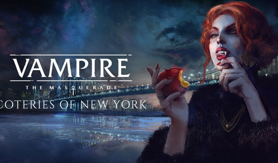 Análisis Vampire: The Masquerade – Coteries of New York