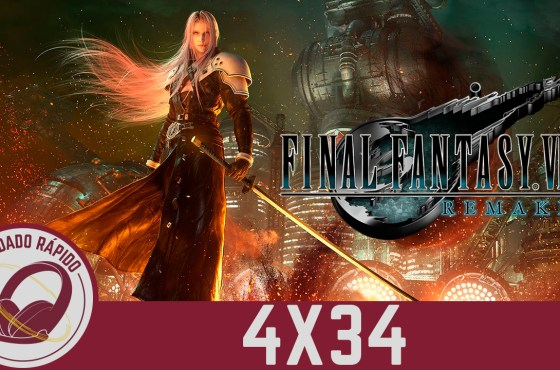 GR (4×34) Monográfico Final Fantasy VII Remake