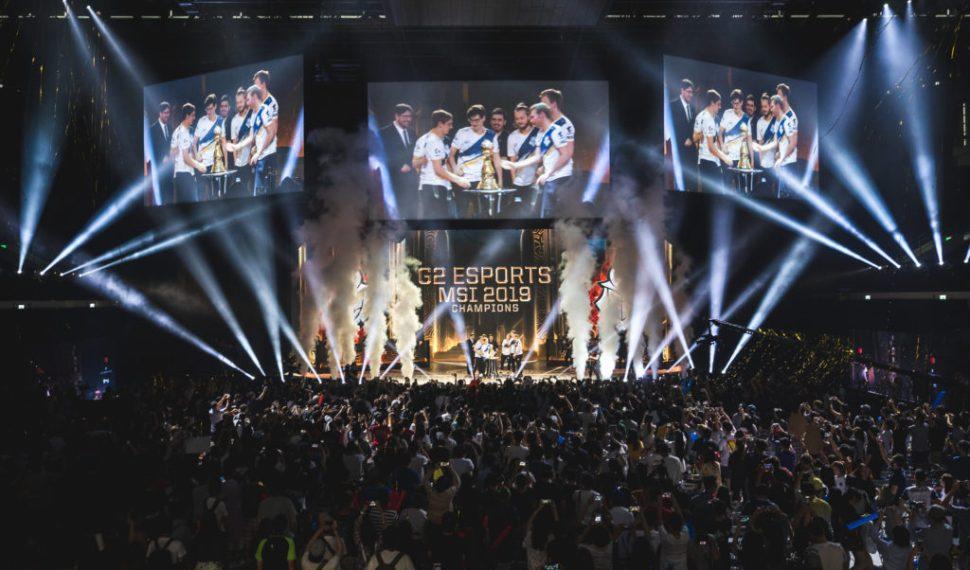 Riot Games cancela el MSI 2020 y anuncia cambios en Worlds 2020