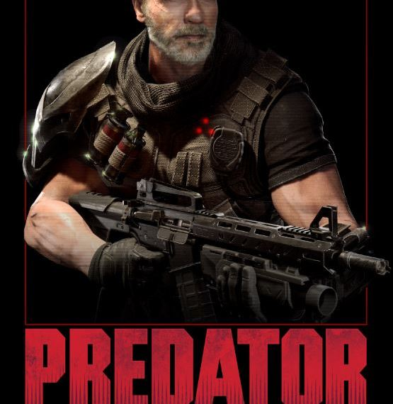 Schwarzenegger da vida a Dutch en Predator:Hunting Grounds.