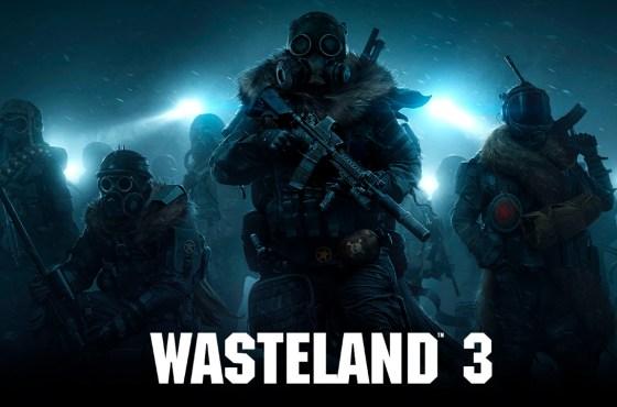 Wasteland 3 ya a la venta
