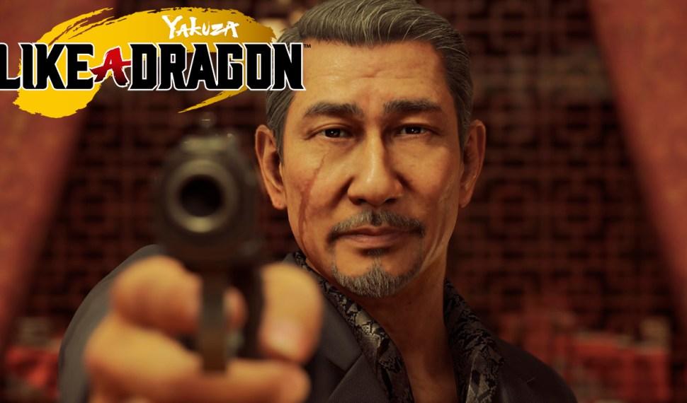 Yakuza Like a Dragon anunciado para Xbox One