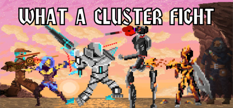 Análisis de What a Cluster Fight. Divertidas, surrealistas y fugaces peleas entre amigos