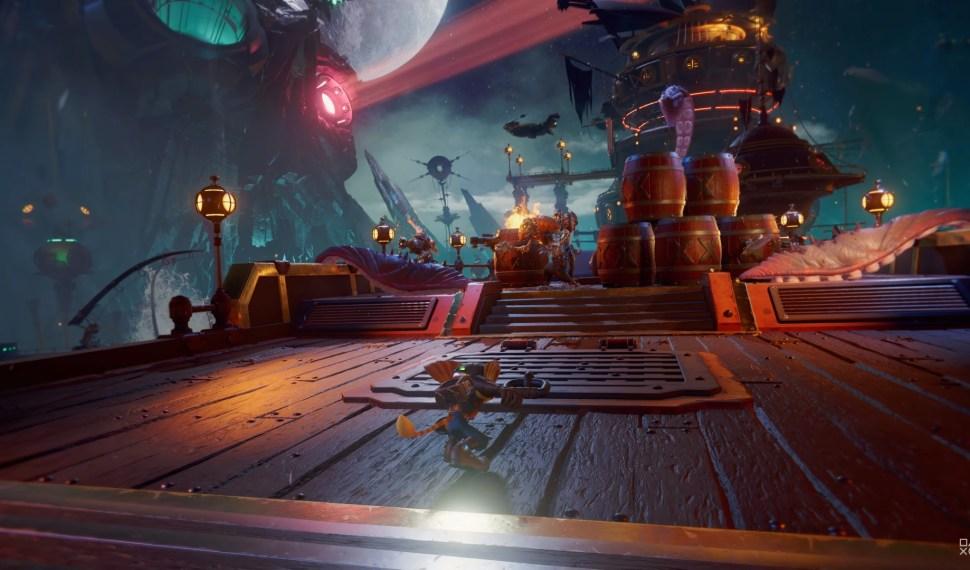 Ratchet & Clank: Una demostración de lo que es capaz PS5