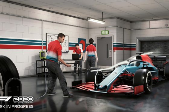 Nuevo modo de juego My Team de F1 2020