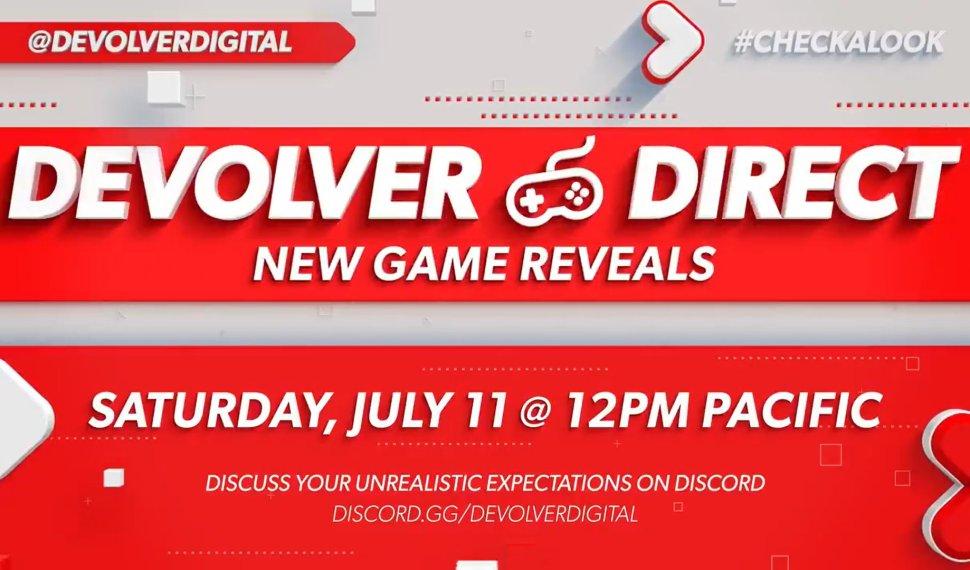Directo de Devolver Digital llegara el próximo 11 de julio