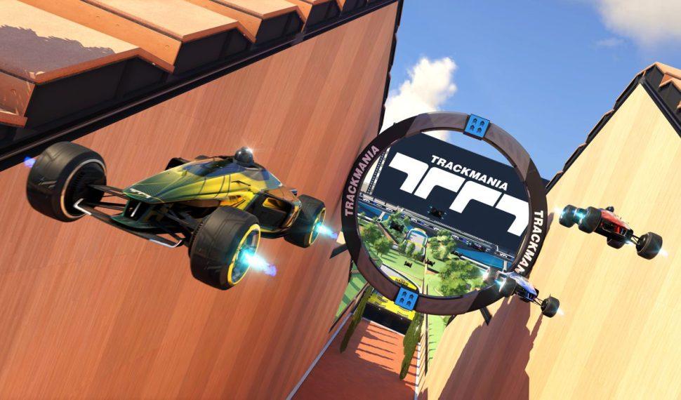 Trackmania ya esta disponible en Epic Games y Uplay