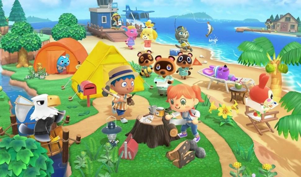Animal Crossing: New Horizons nueva actualizacion