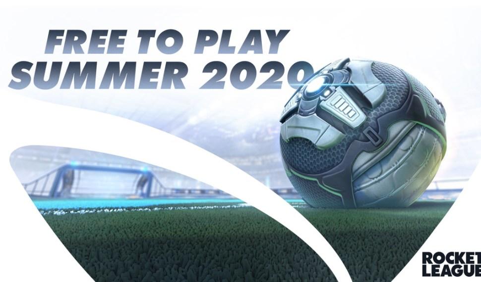 Rocket League será Free To Play a partir de este verano
