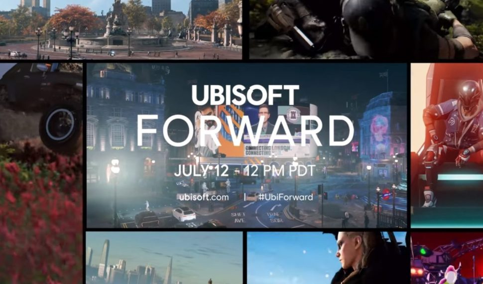 Resumen evento Ubisoft #UbiForward 2020