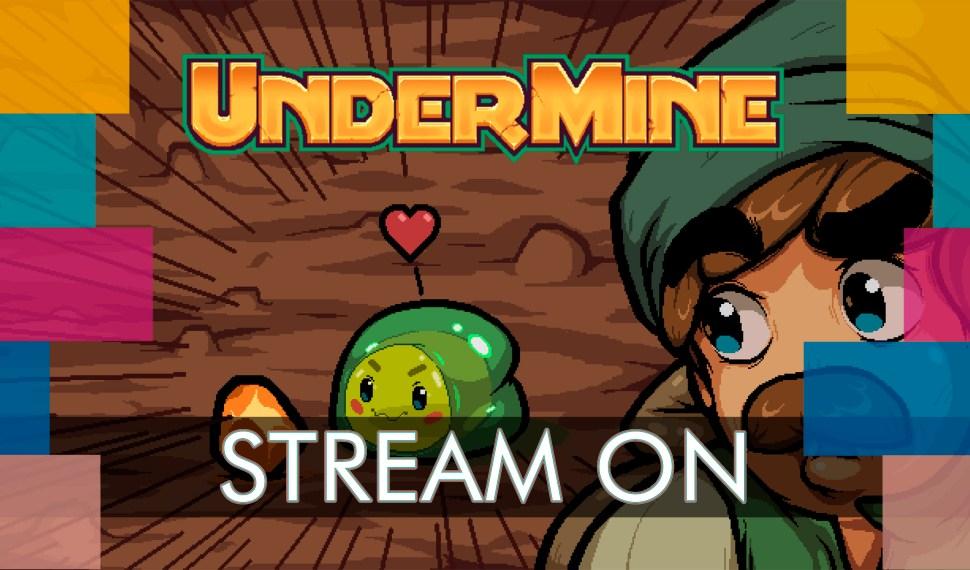 Stream Diario: UnderMine