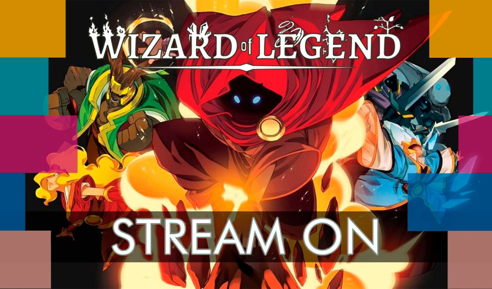 Stream Diario: Wizard of Legend